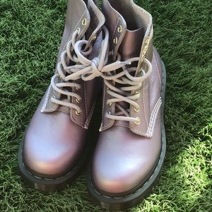Dr Martens 1460 pascal leather